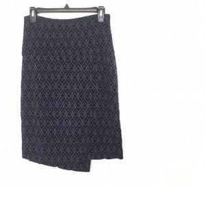 •Athleta• Geometric everyday stretchy skirt